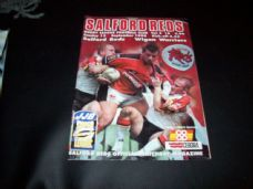 Salford Reds v Wigan Warriors, 1998